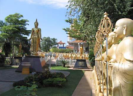 буддийское кладбище