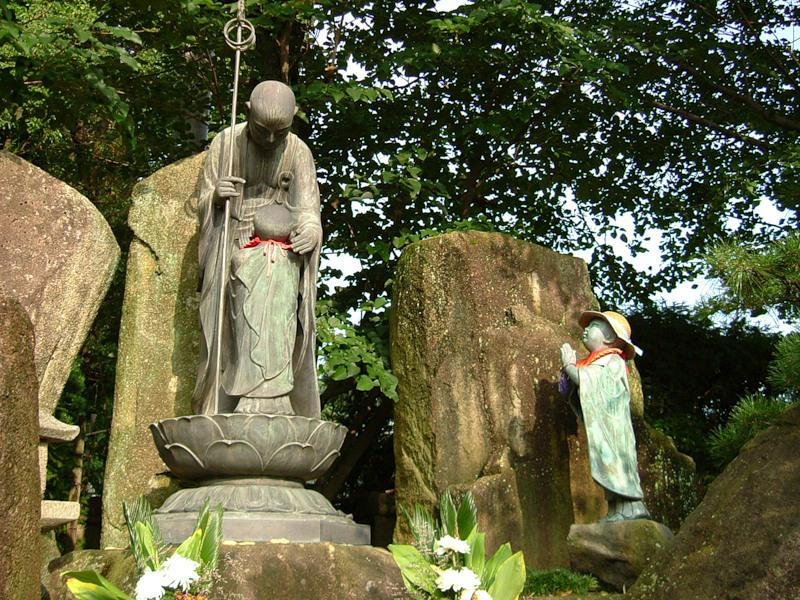 Японские похороны