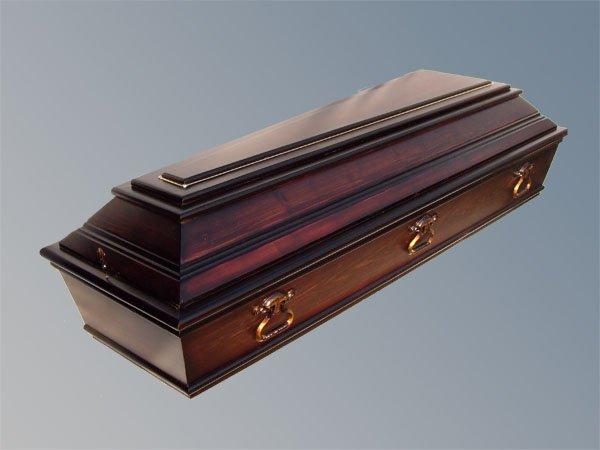 как делается гроб
