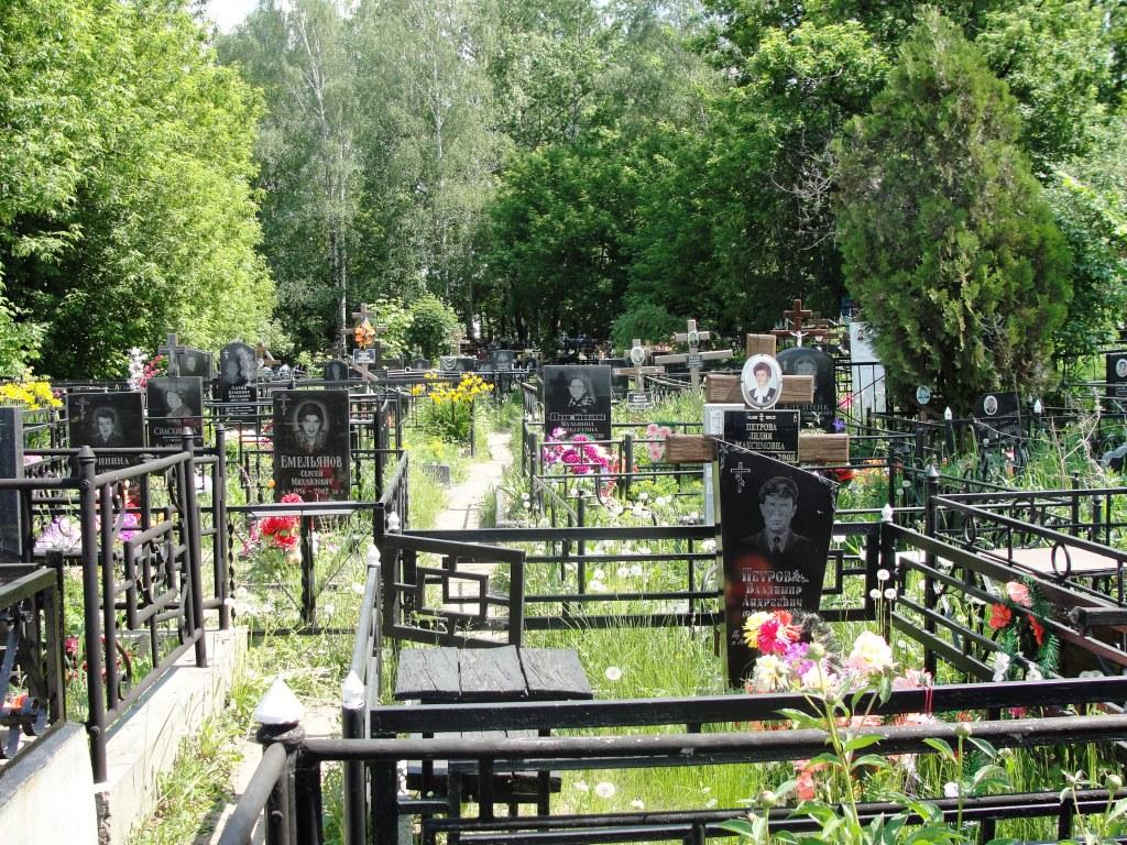 Капотненское кладбище