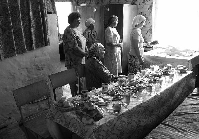 традиции поминок,поминальная еда
