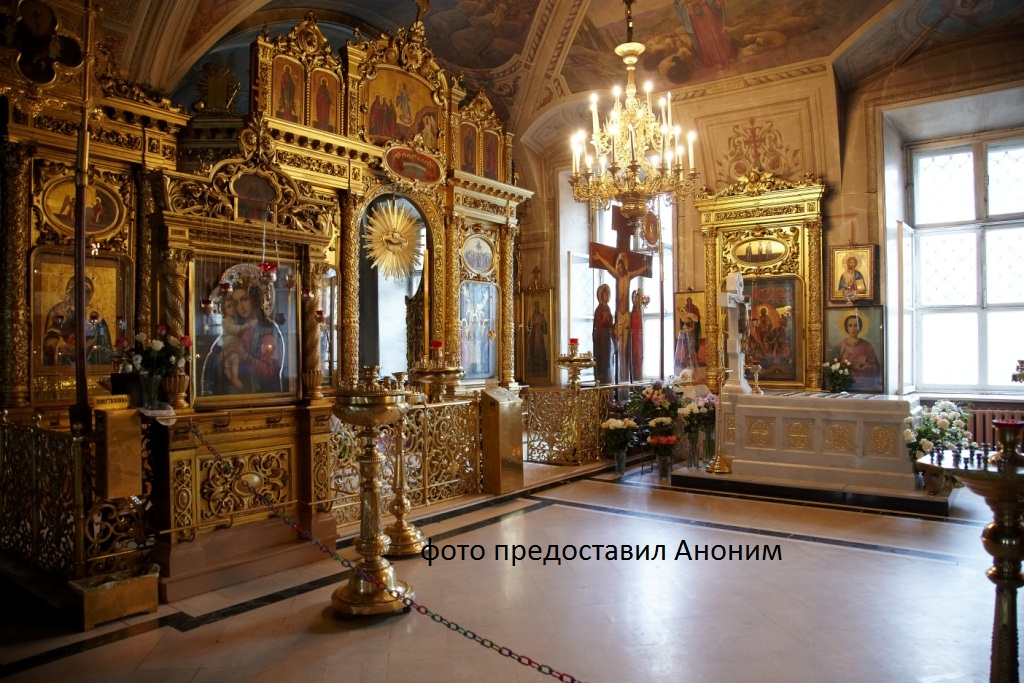 могила Алексия II