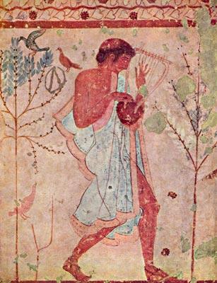 похороны в Древней Греции
