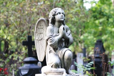 фото могил знаменитостей на Армянском кладбище ( фото Анатолия Скопина )