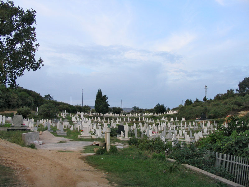 мусульманский обряд похорон