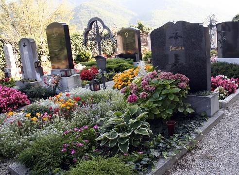 Оформление могилы фото